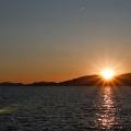 Sunset at the Bahia de Palma