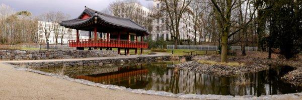 Koreanischer Garten Frankfurt am Main